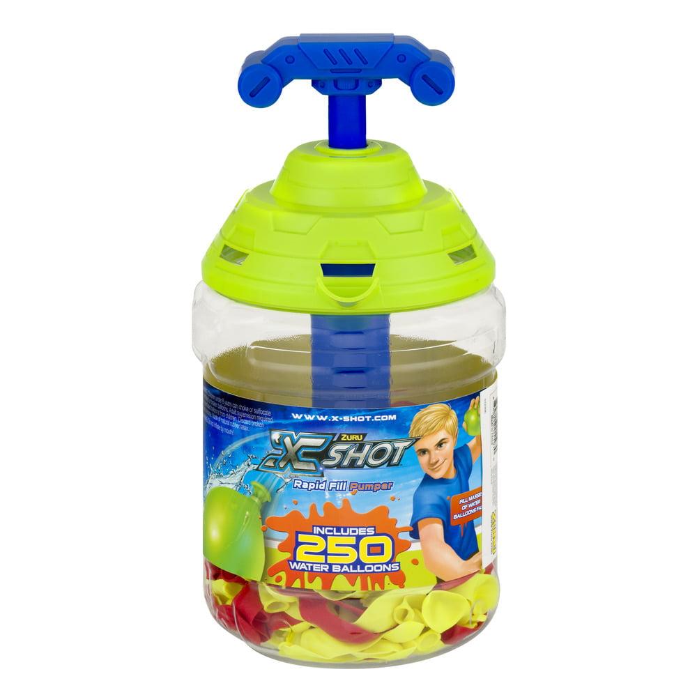 Schylling X-Shot Rapid Fill Pumper Outdoor Toy