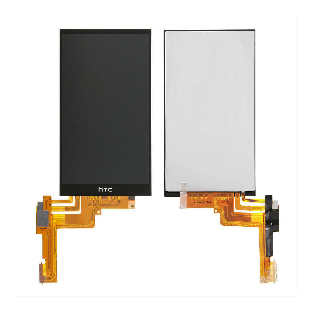 Black Touch Screen Digitizer + LCD Display Assembly Repla...