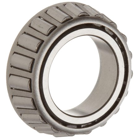 LM67048 Bearing, Helps maintain proper oil clearance By Timken