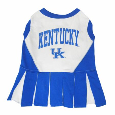 University of Kentucky Dog Cheerleader Outfit](Dog Cheerleader Outfit)