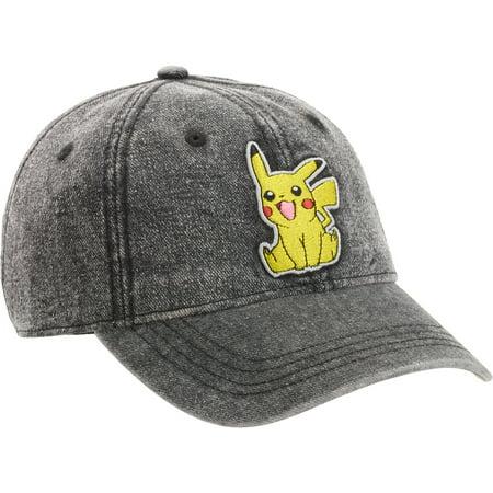 Women's Pikachu Cap](Pikachu Hat)