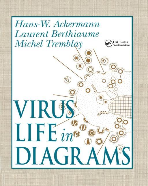 Virus Life In Diagrams  Paperback  - Walmart Com