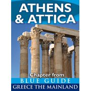 Athens & Attica - Blue Guide Chapter - eBook