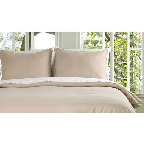 Microfiber Water- and Stain-Resistant Duvet Cover Mini Set