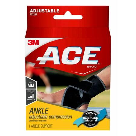 Malleoloc Ankle Brace - ACE Ankle Support, Adjustable