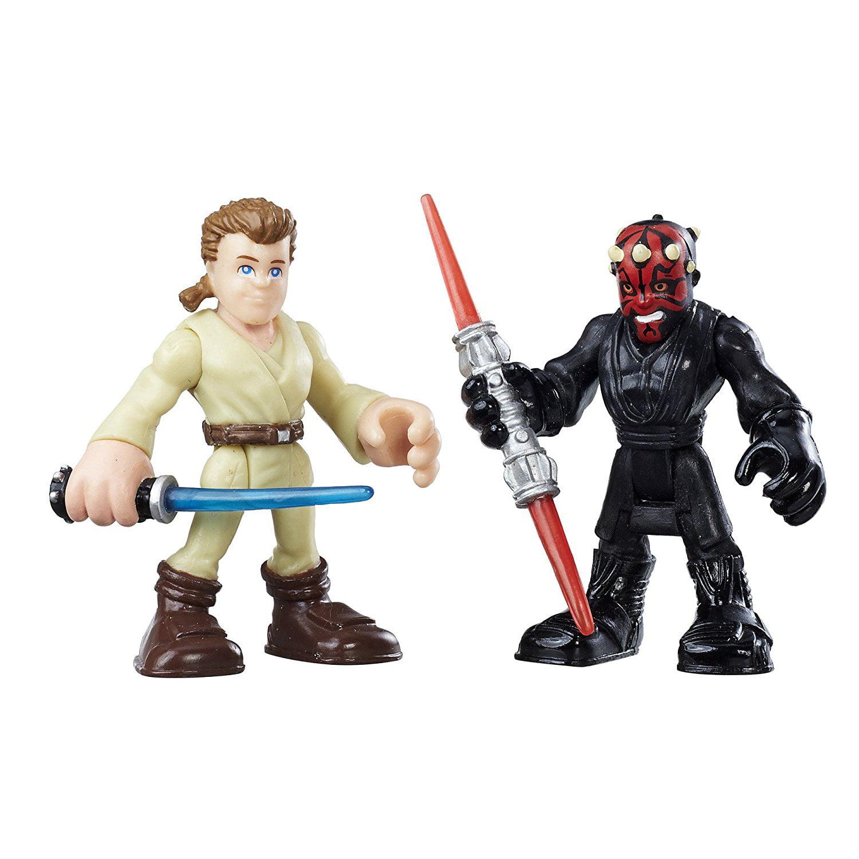 Heroes Galactic Heroes Obi-Wan Kenobi and Darth Maul, Obi-Wan Kenobi and Darth Maul... by