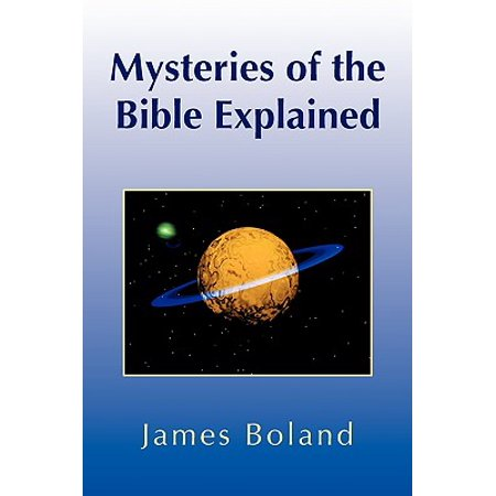 Mysteries of the Bible Explained