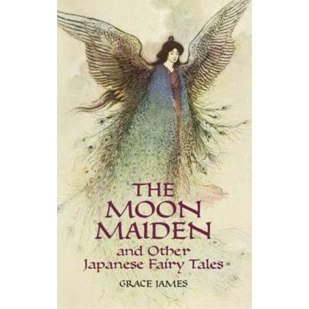 The Moon Maiden and Other Japanese Fairy Tales - eBook - The Moon Fairy