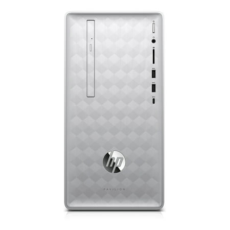 HP Pavilion 590-p0066 Desktop Computer - Core i5 i5-8400 - 12GB RAM - 1TB HDD - Windows 10 Home - (Factory Refurbished) ()