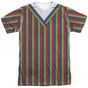 Sesame Street Bert Costume Mens Sublimation Shirt by