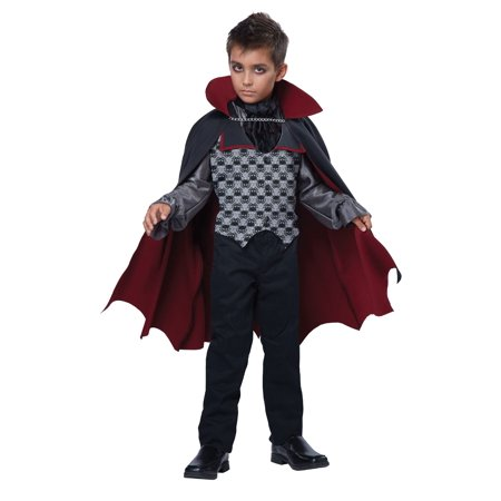 Child Countbloodfiend Vampire Costume by California Costumes 501 00501, - Boy Vampire