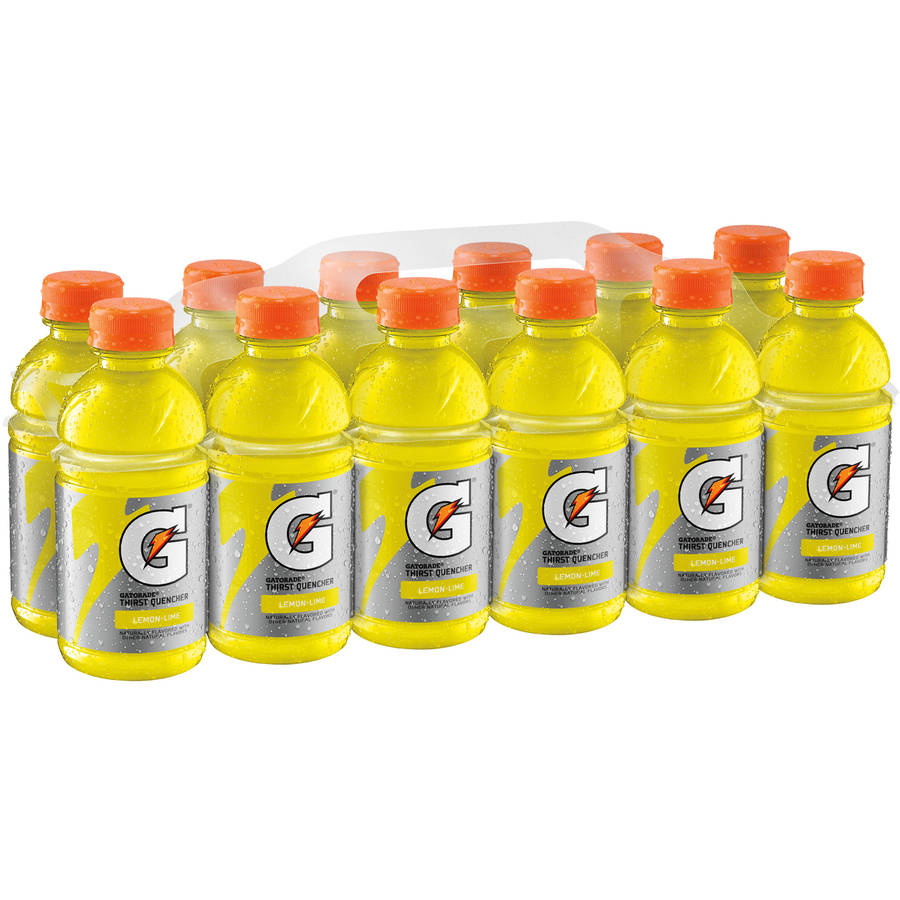 Gatorade Thirst Quencher Lemon-Lime 12 Pack 355ml