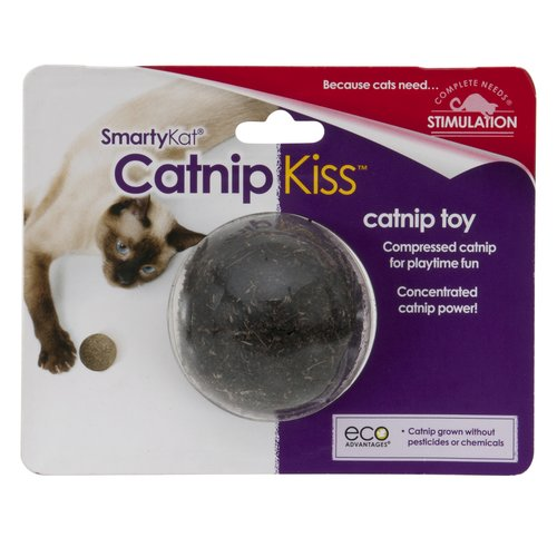 Smartykat: Catnip Kiss Treat Cat Toy, 1 Ea