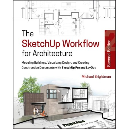 The Sketchup Workflow for Architecture (Paperback) on rain barrels, rain gutter downspout design, rain gardens 101, rain harvesting system design, french drain design, dry well design, gasification design, rain illustration, rain construction, rain water design, bioswale design, rain art drawings, rain roses,