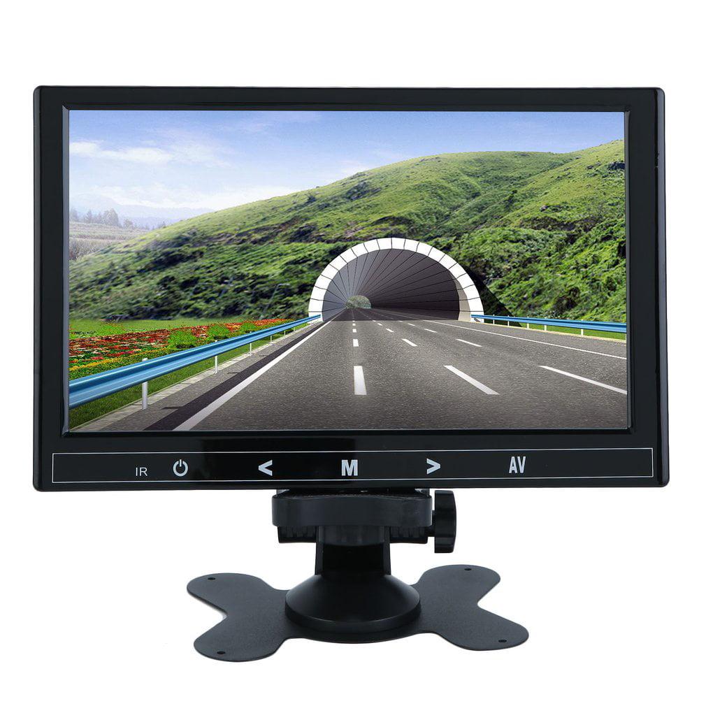 "9"" Dash-Board VGA+HDMI+AV Display Screen HD Computer TV CCTV Security Monitor Surveillance Screen"