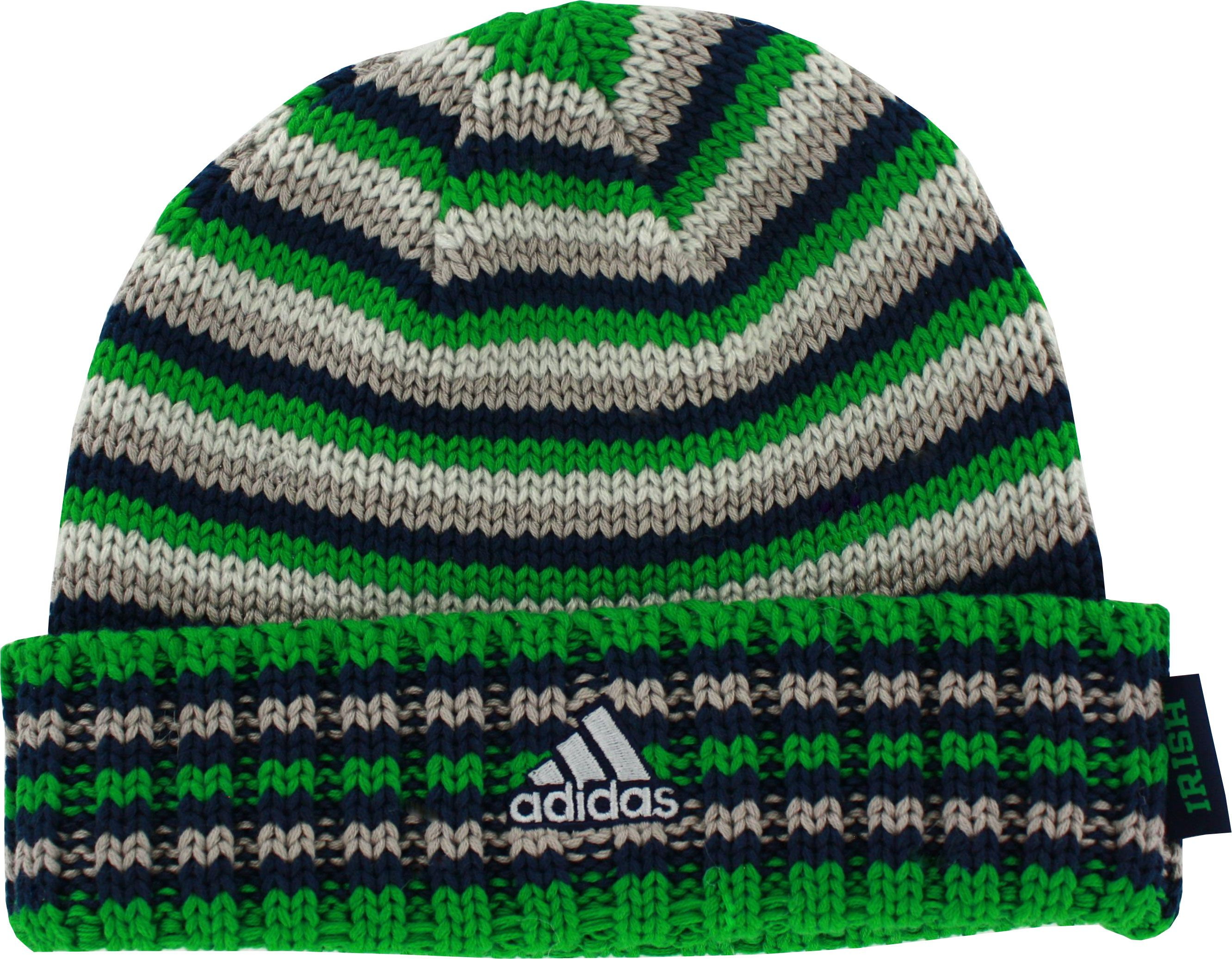 Notre Dame Fighting Irish Cuffed Knit Hat by Sports Licensed Division of The Adidas Group