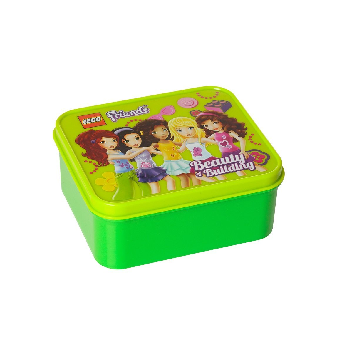 LEGO Friends Lunchbox, Lime Green