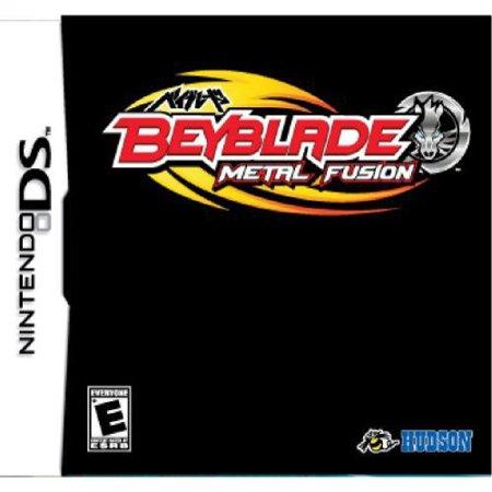 Beyblade: Metal Fusion NDS