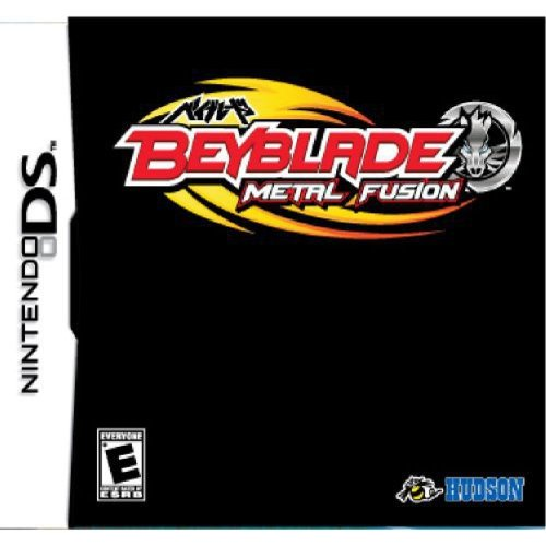 Beyblade: Metal Fusion NDS