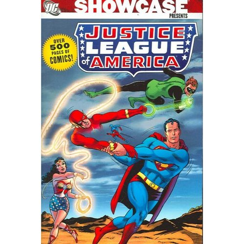 Justice League of America 2: Showcase Presents
