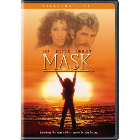 Mask (Director's Cut) (DVD) - Movie Director Clapboard