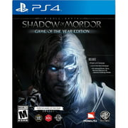Warner Bros. Sony PlayStation 4 Middle Earth: Shadow of Mordor Game of the Year Video Game