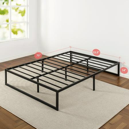 Steel Bed Pedestal - Zinus Abel 14