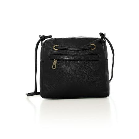 Unique Bargains Women's Bag Pouch Multi-Use Magnetic Crossbody Handbag