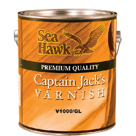 CAPT. JACK'S VARNISH PT ()