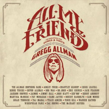 All My Friends: Celebrating the Songs & Voice of (CD)
