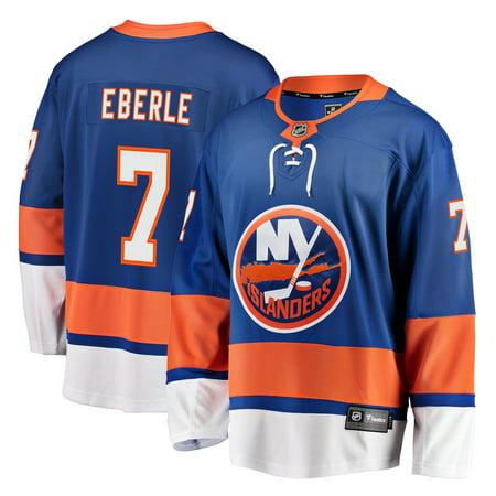 new products d0605 966bf Jordan Eberle New York Islanders Fanatics Branded Breakaway ...