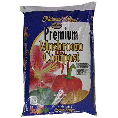 Nature S Helper Premium Mushroom Compost