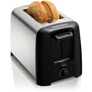 Hamilton Beach Cool Wall 2-Slice Toaster, Chrome