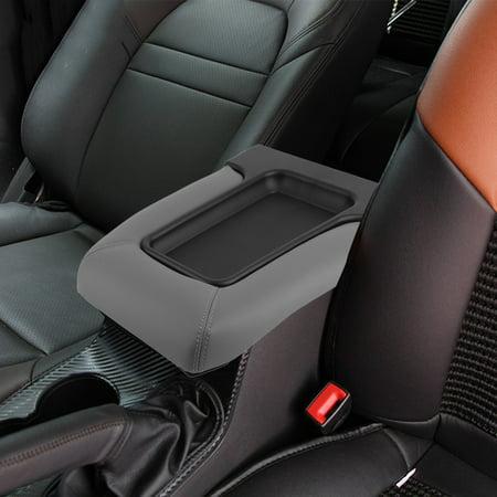 Truck Center Console Lid Repair Kit Leather Armrest Lid