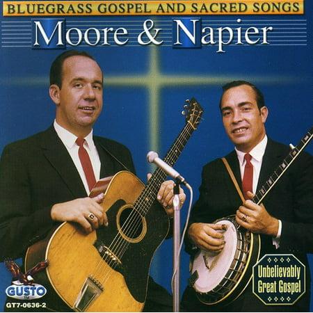 Bluegrass Gospel and Sacred Songs (CD)