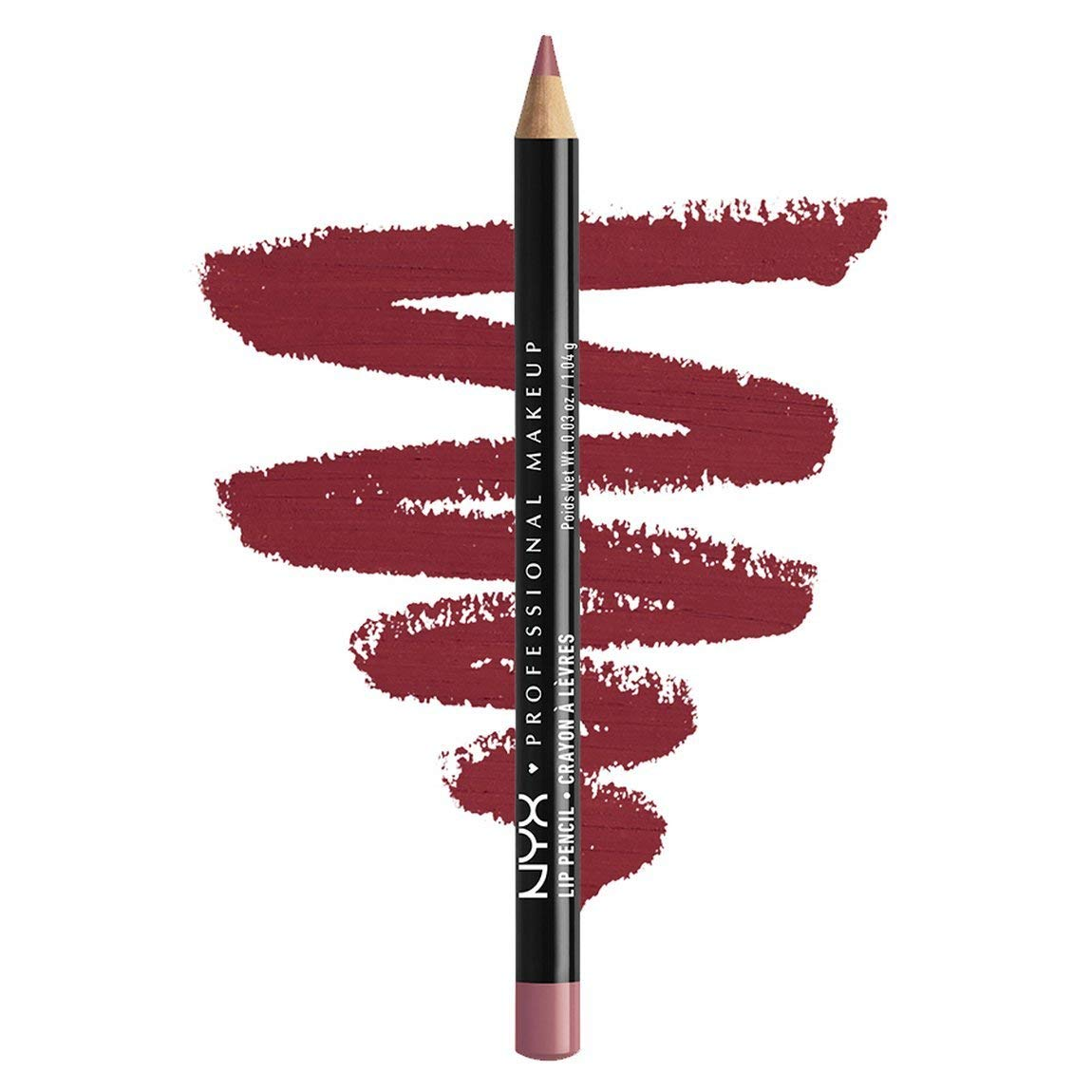 NYX Slim Lip Liner Pencil SPL812 PACK OF 6