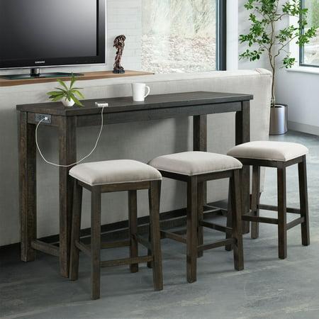 Picket House Furnishings Stanford Multipurpose Bar Table Set ()
