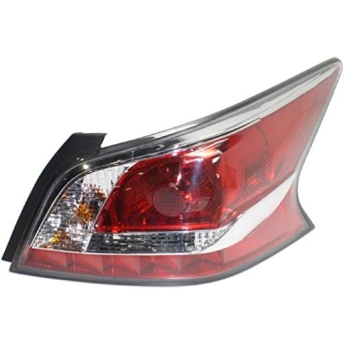 Tail Light - Cooling Direct Fit/For NI2801203 14-15 Nsn Altima-Sdn Tail Lamp Assembly Rh Std-Type NSF