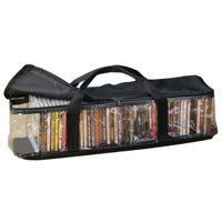 Walter Drake CD Storage Case with 2 Dividers