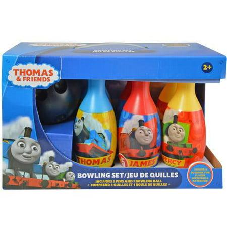 Display Box Set (Thomas The Train Bowling Set in Display Box )