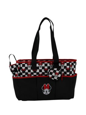 MINNIE MULTI PC SET CHECKERBOARD PRINT