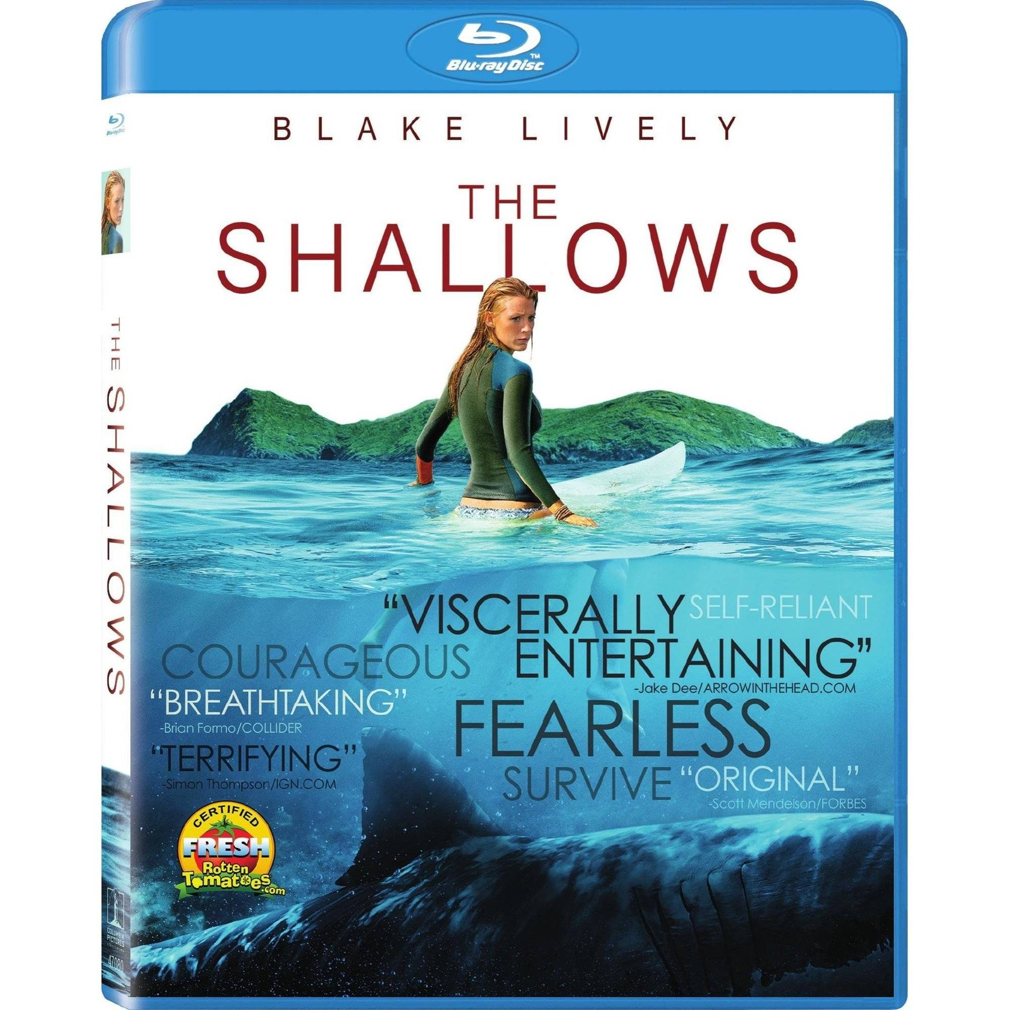 The Shallows (Blu-ray   Digital HD)