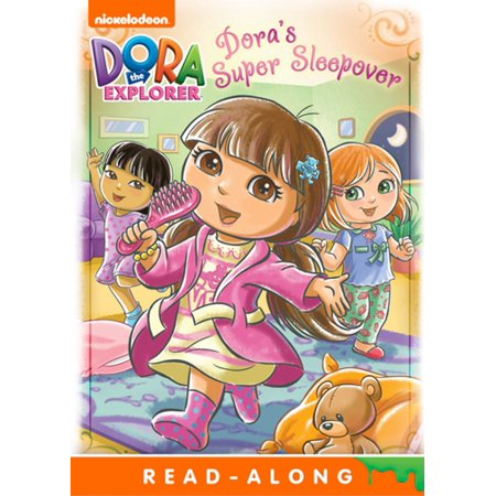 Super Explorer - Dora's Super Sleepover (Dora the Explorer) - eBook
