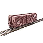 Broadway Limited 2524 HO Norfolk & Western PRR K7 Stock Car with Cattle Sound