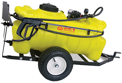 Smv Industries 25TY202HLB2G2N Trailer Sprayer, 2-GPM, 25-Gal. by SMV INDUSTRIES