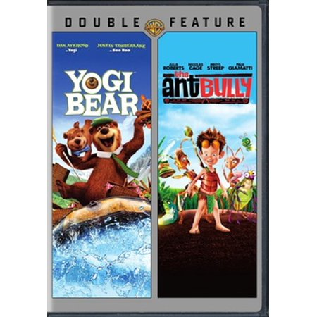 Yogi Bear / The Ant Bully (DVD) (Brother Bear 2 Dvd)