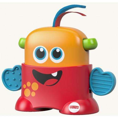 Fisher-Price Tote-Along Monster Stewart