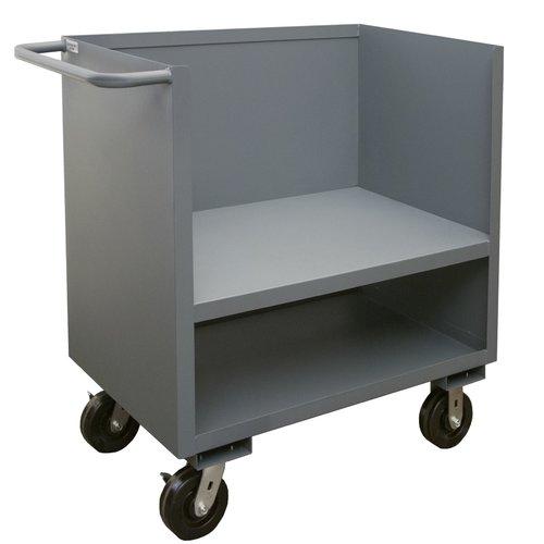 Durham Manufacturing Raised Deck Utility Cart