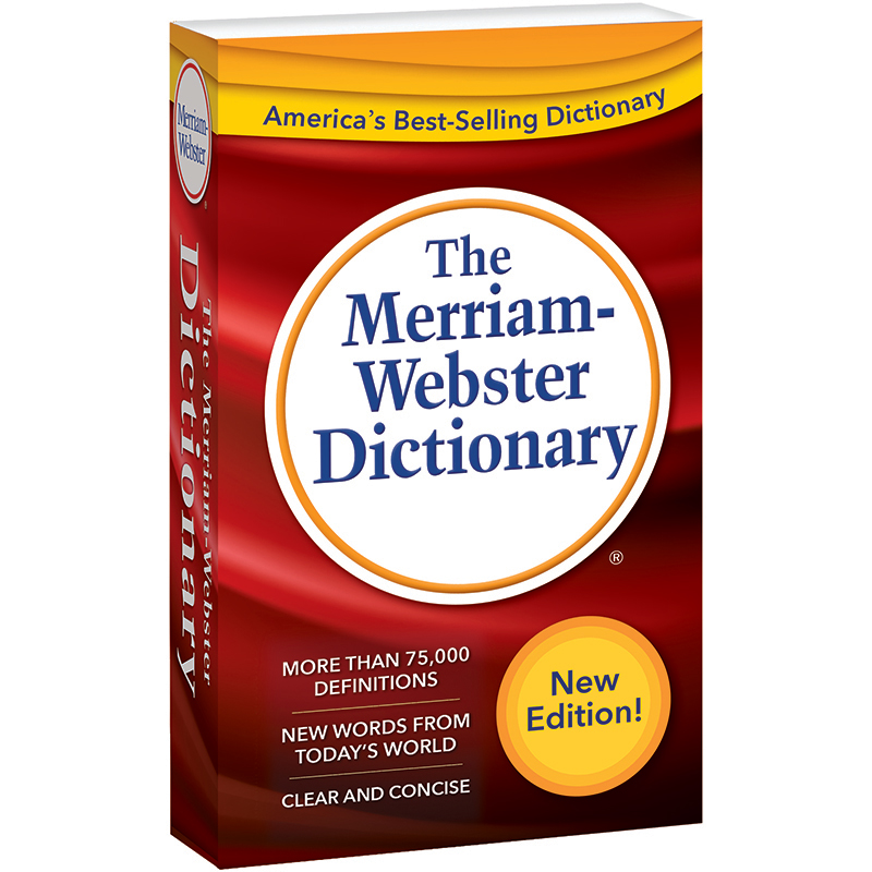 (3 EA) THE MERRIAM WEBSTER DICTIONARY