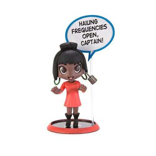 Star Trek Trekkies Uhura 4.5 Inch Q-Pop Figure